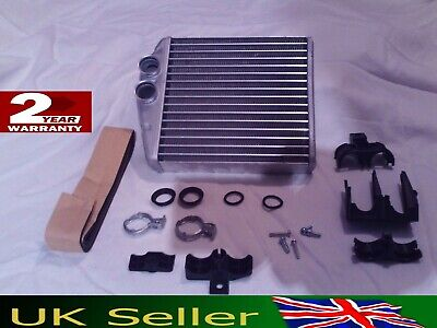HEATER MATRIX FITS VAUXHALL CORSA C  YEAR 2000 TO 2006 WITH FULL FITTING KIT