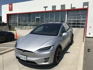 ALMOST NEW TESLA X WITH 9,000KM FULLY LOADED for only $107,900