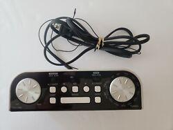 JENSEN AM/FM TALKING DUAL ALARM CLOCK RADIO WITH SMART TALK Model JCR-290