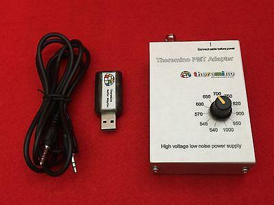 Theremino MCA PMT Adapter Scintillation Detector Bias Driver -Gamma Spectrometry