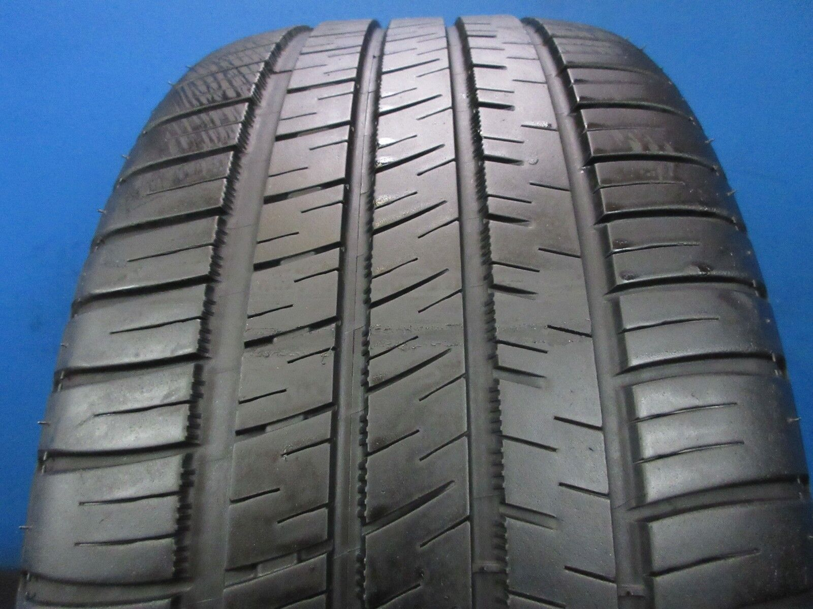 Used Michelin Pilot Sport A/S 3+  245 45ZR 17  6-7/32 Tread No Patch 1516C