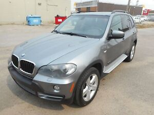 2008 BMW X5 3.0si Luxury and tech pkg