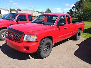 2008 Dodge Dakota SXT
