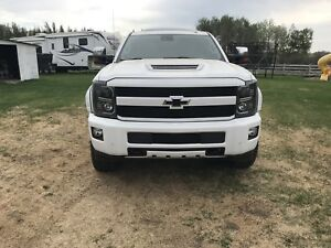 2017 Chevrolet 3500 High Country Duramax