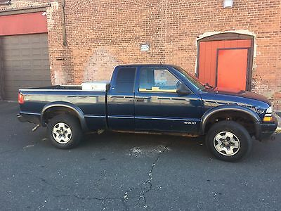 1998 Chevrolet Other Pickups ZR2 1998 ZR2 Chevy S-10 pickup truck 4x4