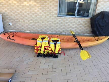 large ocean kayak