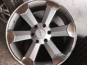 "20""x 8.5"" SPEEDY CHARIOT Wheels 6 x 139.7 ( TOYOTA & OTHERS ) Woy Woy Gosford Area Preview"