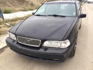 1998 V70 5 Speed