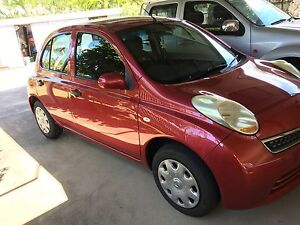 2010 Nissan Micra Hatchback Slade Point Mackay City Preview