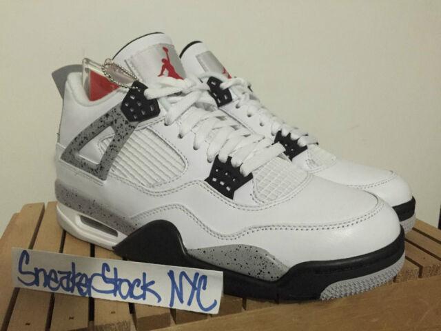 Jordan 4 Retro Cement