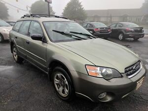 2005 Subaru OUTBACK Driven Gently, Maintained impeccably!