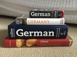 ULTIMATE GERMAN BOOK COLLECTION Kingsford Eastern Suburbs Preview
