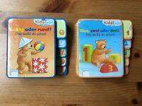 """Kinderbücher """"Eckig oder rund"""" """"Eins, zwei oder drei"""" kiddilight Berlin - Friedrichshain Vorschau"""