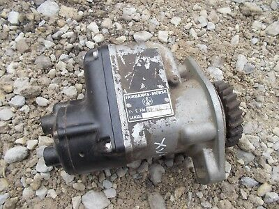 John Deere 2 Cylinder Tractor Fair Banks Morse Xv4b7 Magneto For Parts