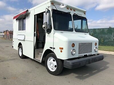 Food Truck Low Mileage All New