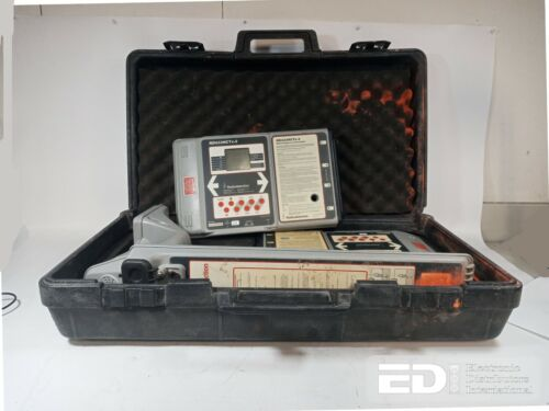 Radiodetection PDL2 FA1 RD433HCTx-2 Pipe Locator & Multi Frequency Transmitter