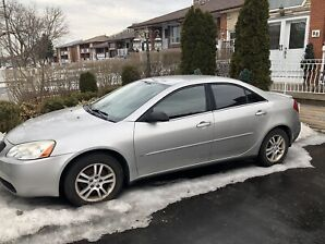 Mint Pontiac G6. Clean needs nothing ready to go
