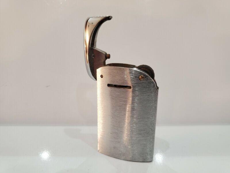 Vintage Evans Butane Lighter - Silver Tone   1470.34