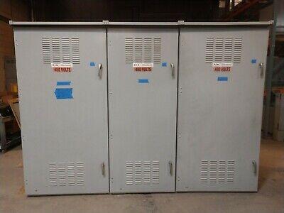 Ch 2000 Amp 480v 277v Panel Panelboard 208v Ground Fault Gfi Pringle Nema 3r