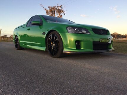 2010 Holden Ute Forbes Forbes Area Preview