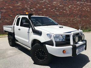 2009 Toyota Hilux KUN16R SR  4×4  Diesel Turbo Low Kms! $28,990 Victoria Park Victoria Park Area Preview