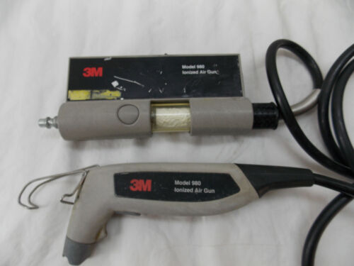 3M Model 980 Ionized Air Gun