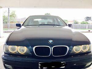 BMW 525i e39 +6 month rego + RWC Burwood Whitehorse Area Preview
