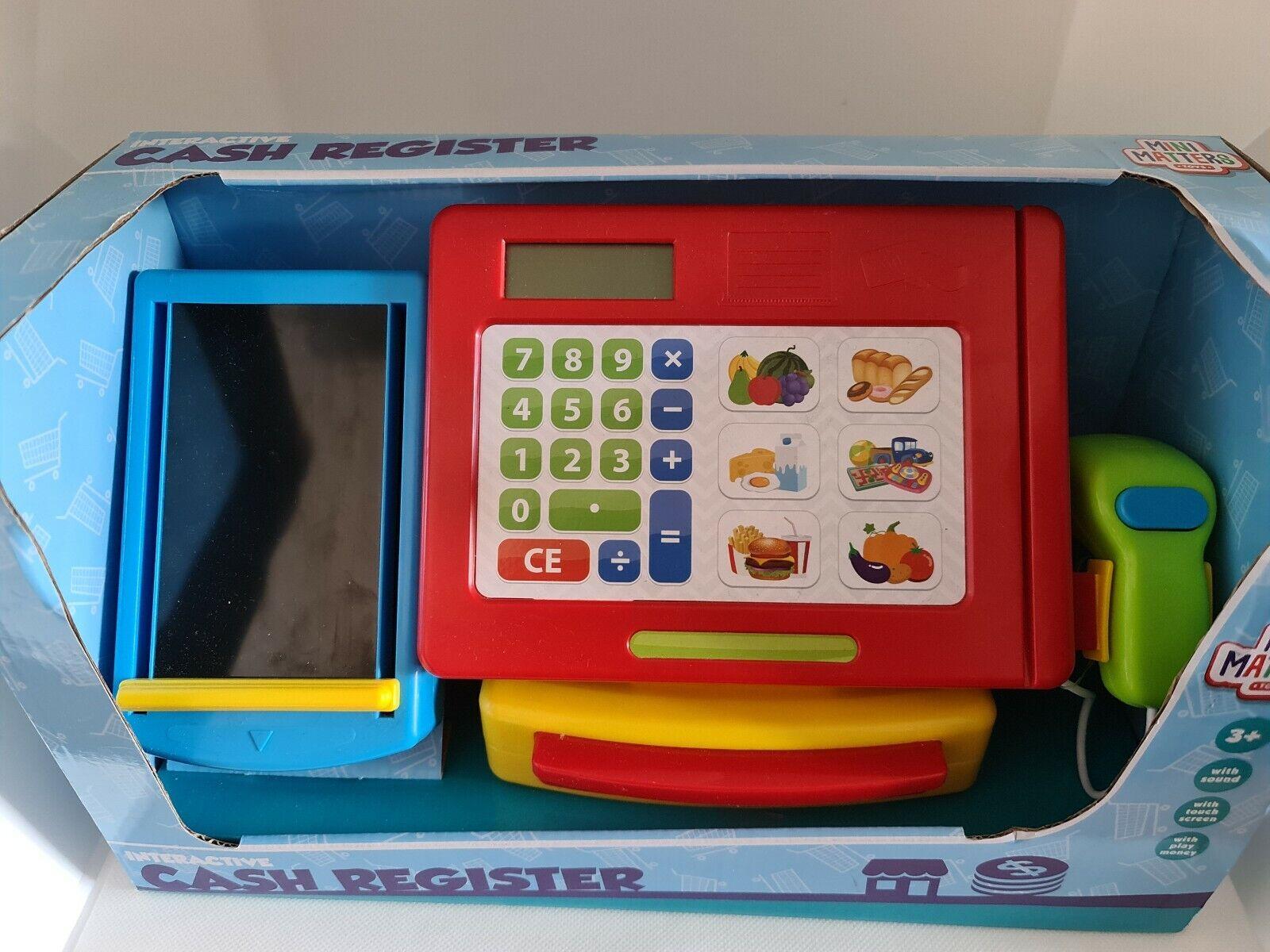 elektrische kinder spiel kasse spielzeug kinderkasse