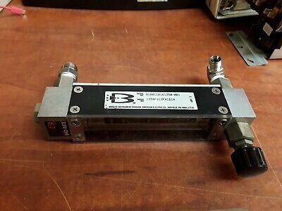 Brooks Instrument Sho-rate Model 1358f1c2fa1d1a Gas Flow Meter