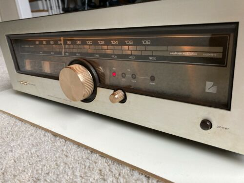 Vintage Luxman T-88V Solid State AM / FM Radio Stereo Tuner - Great Working Cond