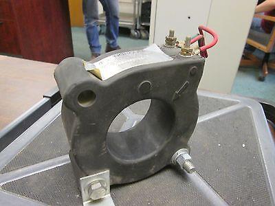 Westinghouse Current Transformer 7524a98g02 Ratio 1505a Bil 10 Kv 25-400hz
