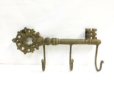 Cast Iron Vintage Key Hook (181-1017)