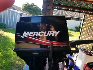 2006 Mercury 40HP 2 Stroke Outboard Boat Engine Munster Cockburn Area Preview