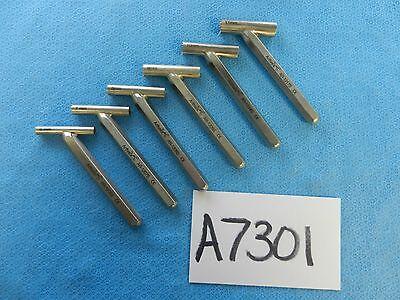 Arthrex Surgical Arthroscopic Arthroscopy Cannulated Drill Sleeve Set