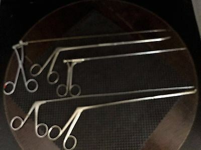 Lot Of 5 Used Biopsymedical Instruments Various Brands And Models - See Pix Kp
