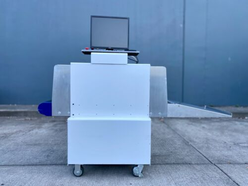 AutoClear 5333ME Multi-Energy Security X-Ray: Explosives, Weapons and Contraband
