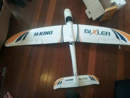 Rc plane hobbyking rtr in great condition comes with controller
