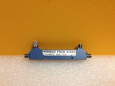 Midisco Mdc6223-30 Miniature Directional Coupler