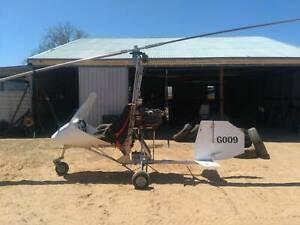gyrocopter Tibooburra Broken Hill Area Preview