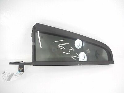 03-17 Ford Expedition Rear Door Vent Glass Right Passenger OEM