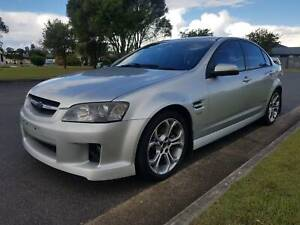 VERY NICE 2006 HOLDEN COMMODORE SS V LEATHER ALLOYS NO REGO OR RWC Bundall Gold Coast City Preview