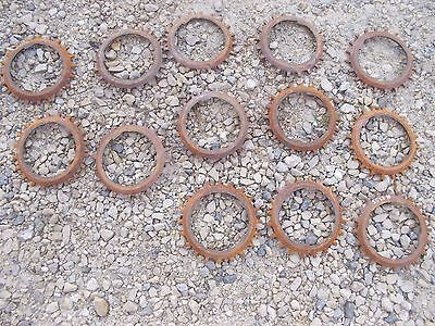 1 Used H1255 Steel Cast Iron John Deere Planter Seed Plate H 1255