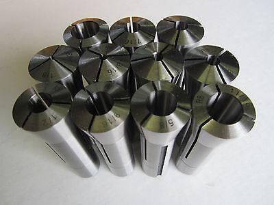 R8 Collet Set - 11 Pcs