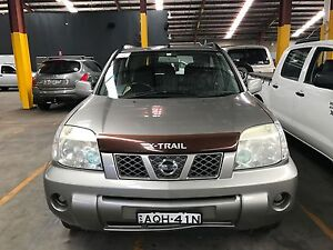 2003 Nissan X-trail ST automatic Wagon Sandgate Newcastle Area Preview