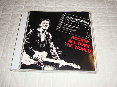 Bruce Springsteen Rockin' All Over The World (Bruce Springsteen Rockin All Over The World)