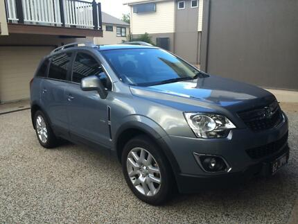 2013 Holden Captiva Wagon Kangaroo Point Brisbane South East Preview