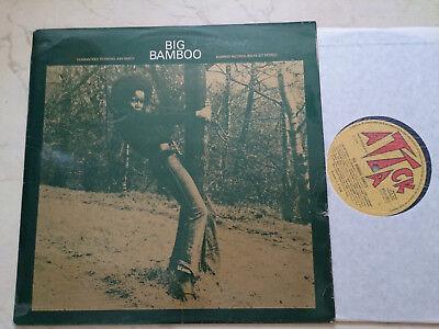 BIG BAMBOO SAMPLE *RARE UK REGGAE + SKA 70s VINYL LP*ATTACK LABEL*