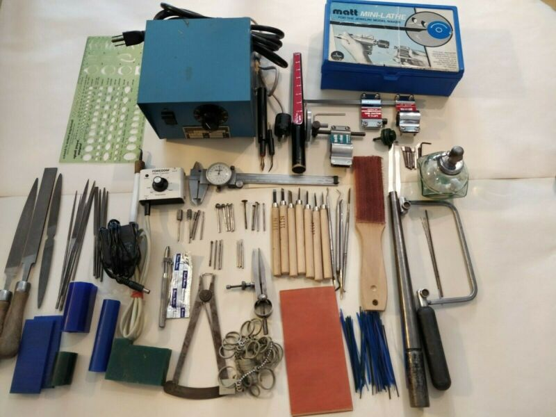 Jewelry wax carving kit