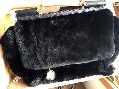 NEW Dolce and Gabbana D&G Purse Handbag Limited Edition Heritage RARE