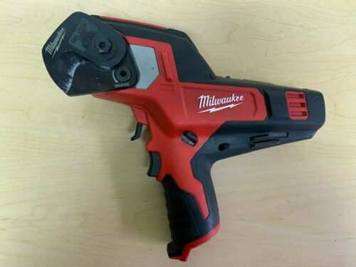 MILWAUKEE 2472-20 M12 600 MCM CABLE CUTER - TOOL ONLY